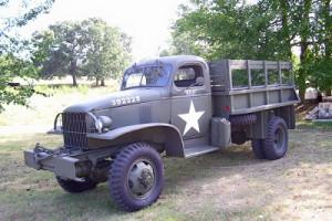 1942 Chevrolet G-506 Truck