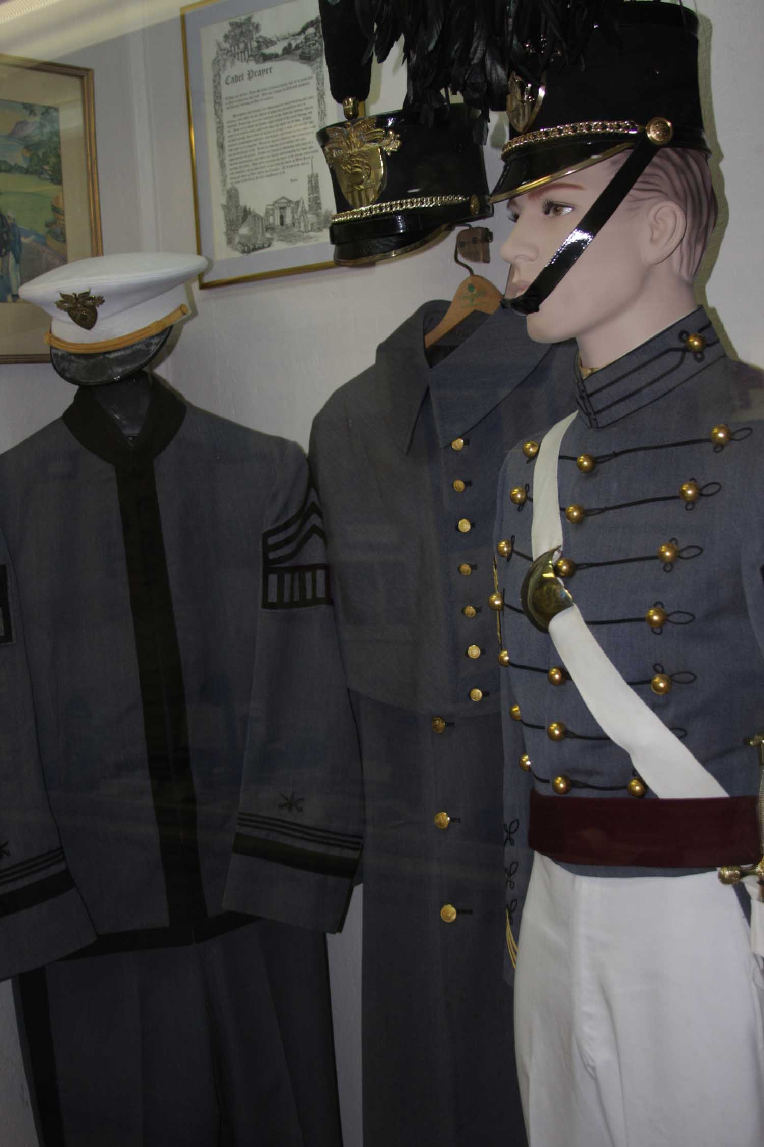 West Point Display