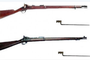 Post-Civil War to 1900 Weapons