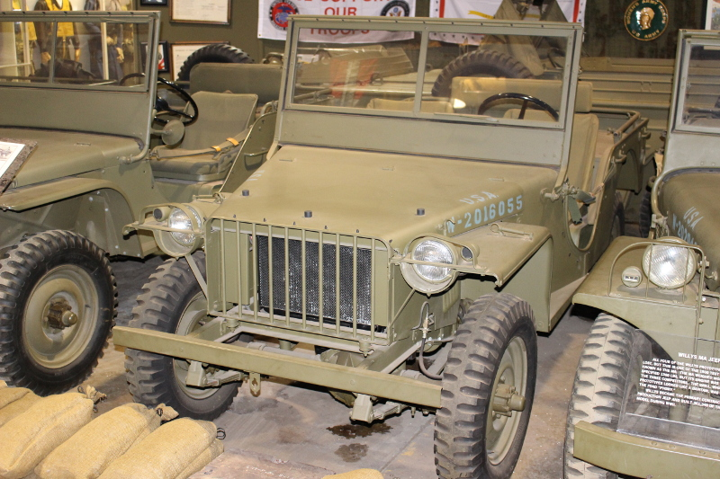 1941 Bantam Reconnaissance Car (BRC)