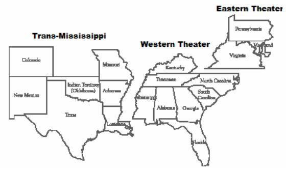 Civil War Western Theater
