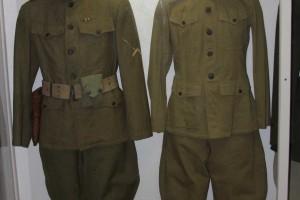 World War I.Uniforms