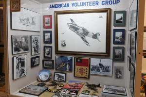 Flying Tigers 1941-1942 Display