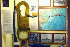 Doolittle Raid April 18, 1942 Display