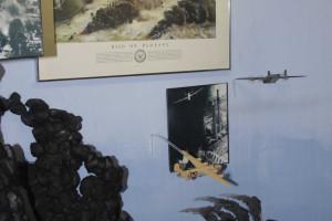 The Ploesti Raid Display