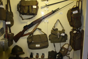French Weapons Display