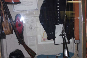 War of 1812 Display