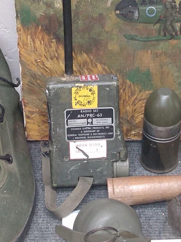 AN/PRC-63 Radio