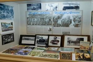 `African American Military Heritage Display