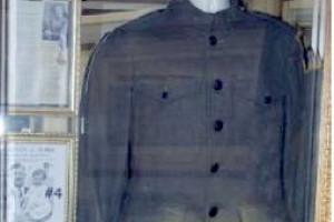 Alvin C. York Uniforms Display