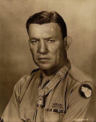 1st Lt. Cecil Bolton