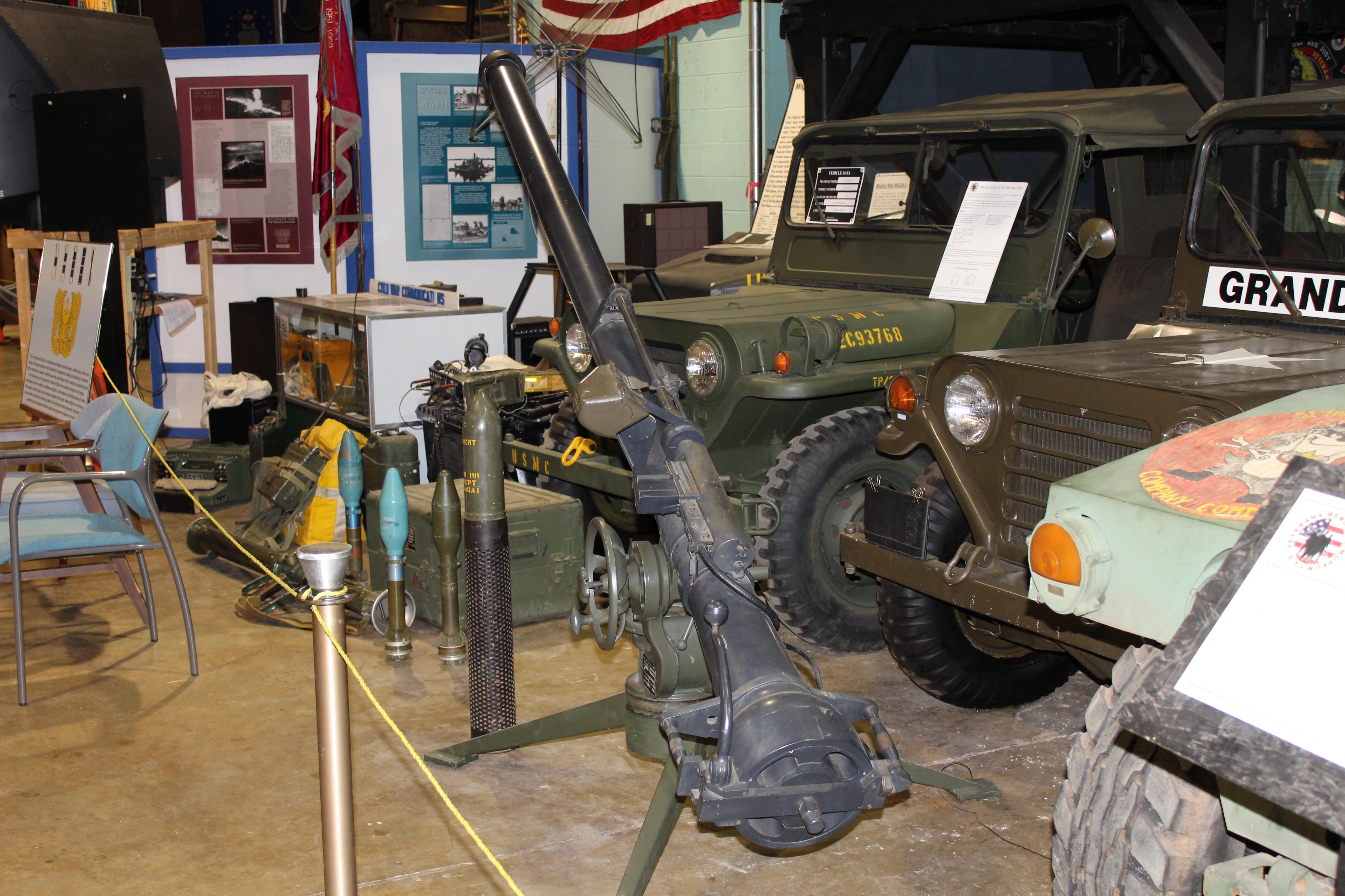 106 mm M40A Recoilless Rifle