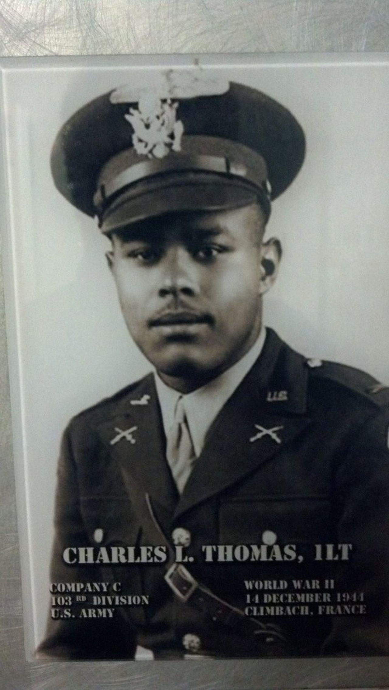 Major Charles L. Thomas