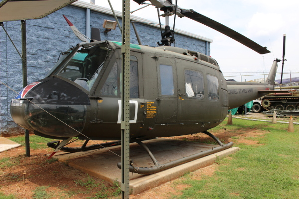 """Bell UH-1 """"Huey"""" Helicopter"""