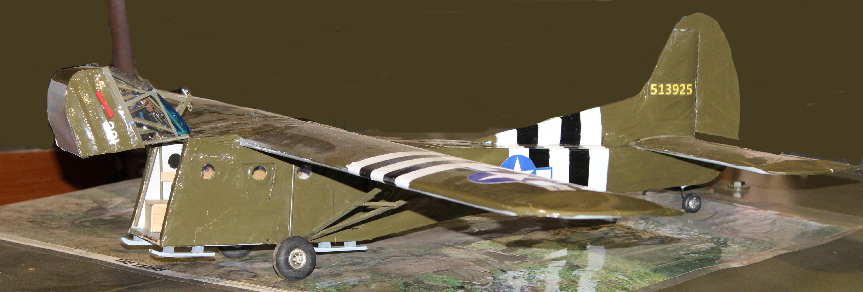 G-4AGlider World War II glider