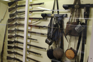 Civil War Smooth-bore and Rifle Muskets