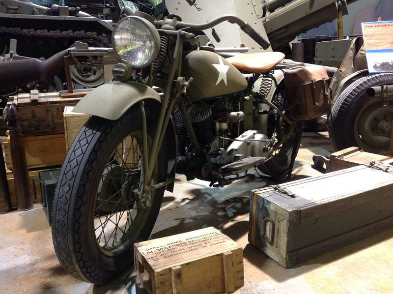 Indian 741 Scout