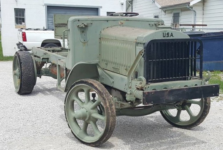 1918 LIBERTY