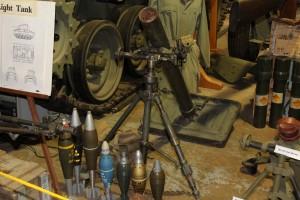 81 mm Mortar M1