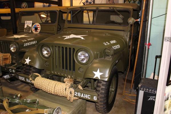 M38 A1 Jeep