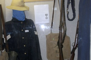 The Late Indian Wars Display