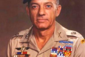 Colonel Ola L. Mize