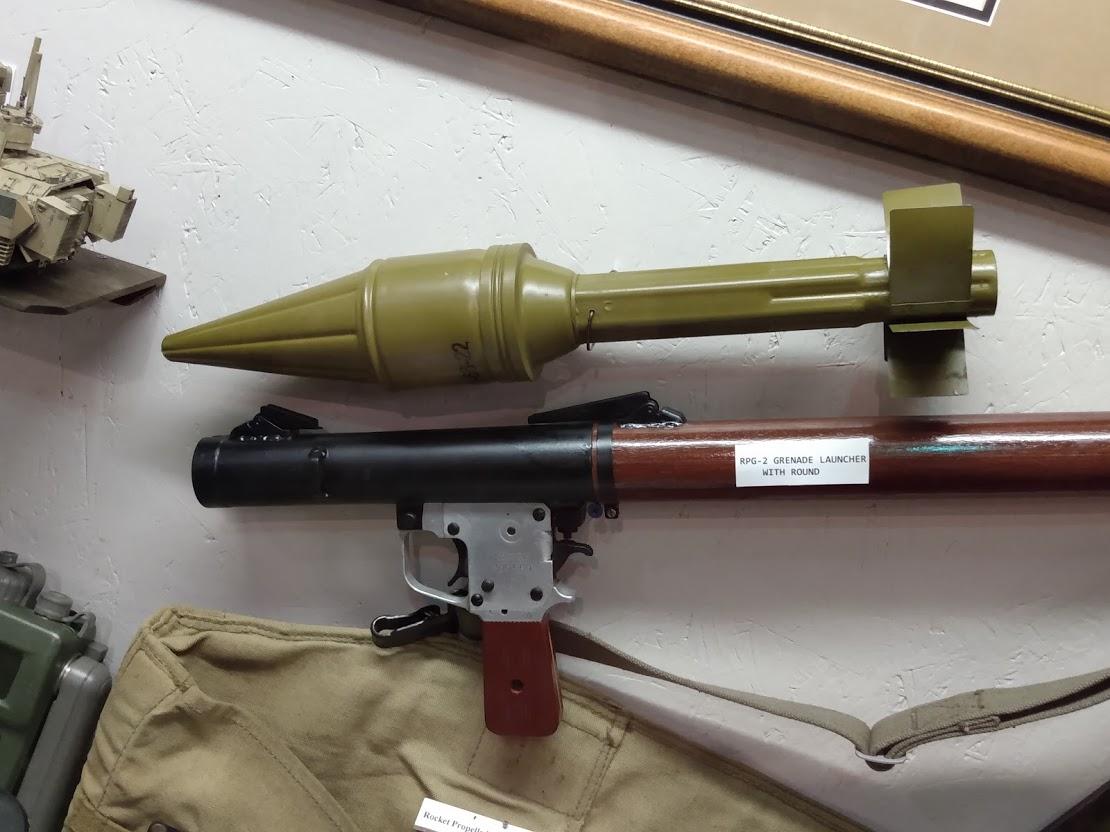 RPG-2 Grenade Launcher