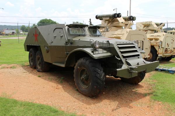 Russian BTR152