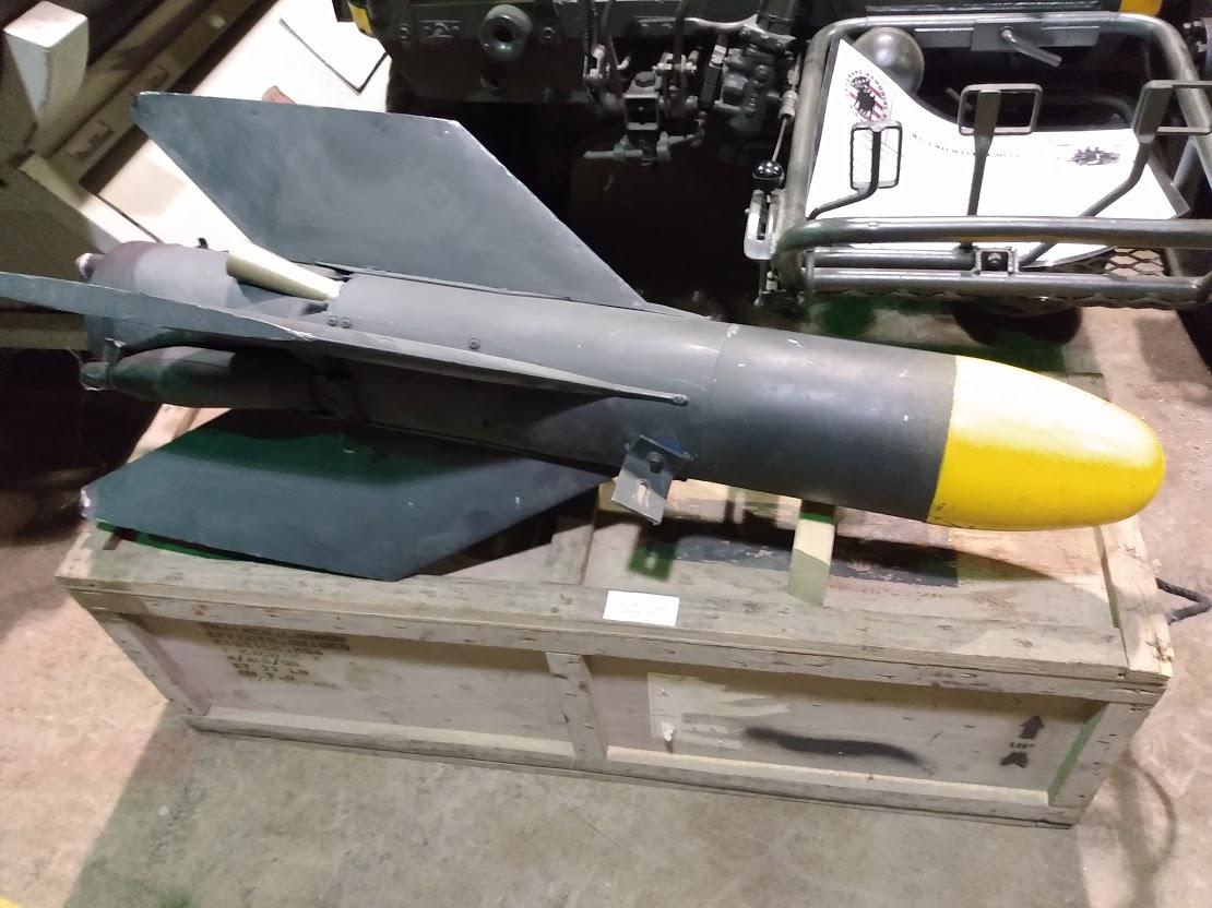 SS11 Anti-Tank Missile