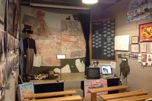 Eight Airforce Briefing Room