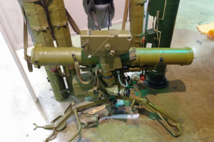Russian Fagot Anti-Tank Guided Missile System