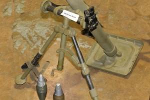 60 mm M2 Mortar
